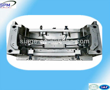 molded plastic injection parts for car bumper