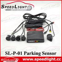 LED Parking Sensor System Car Reverse Backup Radar