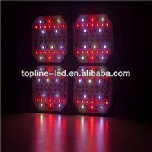 All brusted aluminum Matrix S series tomato grow led lighting