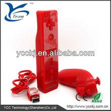 Prodotti di qualità giocatore del gioco per il wii/joystick kit per nintendo game made in china alibaba