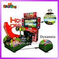 Mr-qf100 2013 venda quente do carro de corrida máquina de jogo