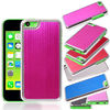 NEW hot selling brushed aluminum electroplating case for iphone5c