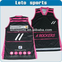 Custom basketball jersey high quality basketball set