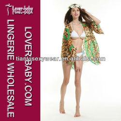 Stylish teenage swimwear beachwear for ladies L3761-2