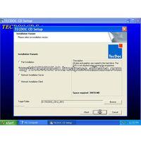 TEC DOC 01- 2013 spare parts catalouge software