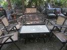teak old furnitures