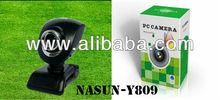 Webcam NASUN Y809