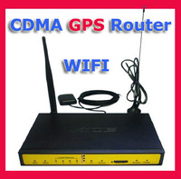 F7434 CDMA GPS wifi tracking gps system for bus applicaition gps router