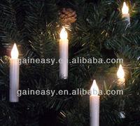 fantastic wireless remote control led wireless christmas tree lights