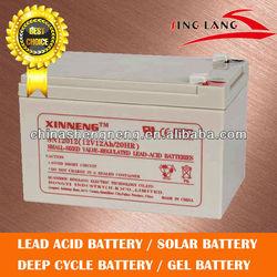 Lead acid battery for battery pack 12v 12ah ,maintenance free(accumulator)
