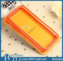 for iphone 5c tpu pc bumper