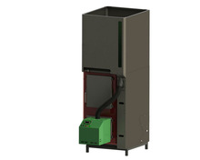 COMBINATED PELLET-WOOD BOILERS HRIBAR
