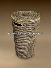 Laundry Rattan Basket