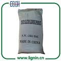 lignosulfonato de calcio calcio de la batería de alimentación de materia prima