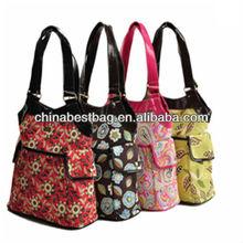 Good Looking Fashional Women Canvas Beach Handbags
