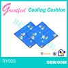 massager cushion with hydrogel injections cooling cushion