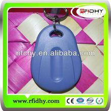 13.56mhz ISO14443A RFID ABS keyfob,MF ultralight tag coloful design
