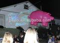 ที่น่าสนใจที่การ์ตูนพองยักษ์พองสีชมพูหมูหมูบินแบบจำลองสำหรับการขาย