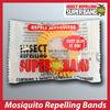 2015 Mosquito Repellent Bracelet, Mosquito Insect Repellent Bracelet, High Quality Citronella Mosquito Bracelet