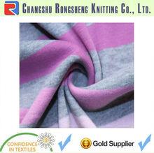 circular knitted rib fabric