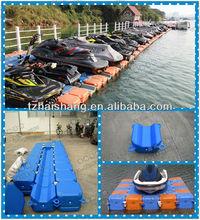 plastic seadoo docking system