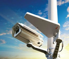 Solar Wireless CCTV Camera