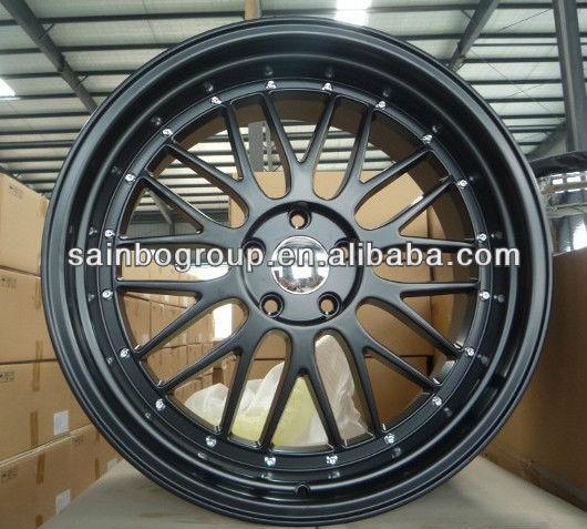 Black Bbs Rims Replica Bbs Replica Rims Bbs lm Wheel
