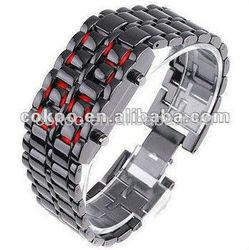 Brand men watch ,cheap price top selling led watch men