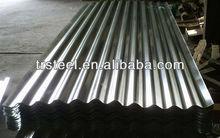 Galume( alumínio e zinco) chapa de aço ondulada/galume telhado folha