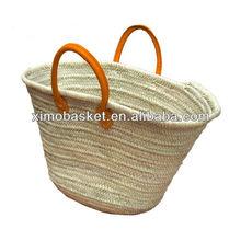 Wheat straw shopping bags