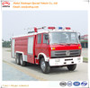 China supplier for different types of fire trucks/fire fighting vehicles