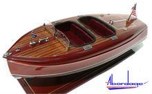 Chris-Craft Barrel Back 1940 Boat Model