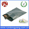 grey recycle plastic mailing bags wholesale with high quality