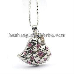 hot sale necklace usb pen driver