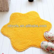 Flower shaped door mat / non-slip sofa mat / floor mat