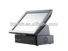 HDZ-3500 15-inch TFT LCD monitor Restaurant POS Terminal