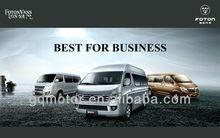 Foton View Van/ Mini Bus/passenger car /parts