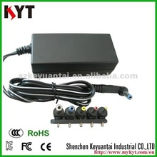 Shenzhen 2013 12V universal AC DC laptop adapter/power supply for CCTV camera / PC/ LCD/Printer
