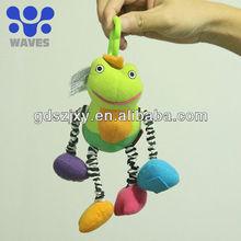 peluş oyuncak çan bebek plastik orman hayvan oyuncaklar