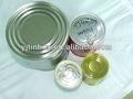 personalizar el aire apretado lata redonda puede para conservas de alimentos al por mayor