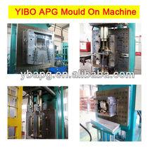 2014 best selling indoor post insulator #45 steel APG process die-casting moulds(23 years experience)