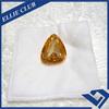 Good Looking Special Golden Triangle Cubic Zirconia