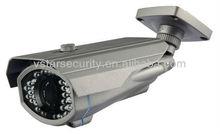 Waterproof CCTV bullet camera housing IP66 rating design