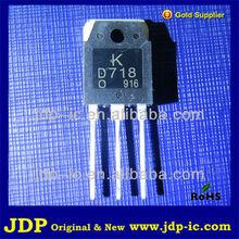 power transistor d718
