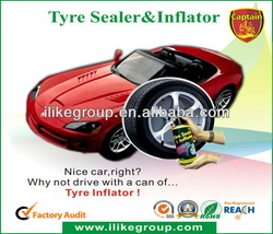 Quality Products Tire Sealer and Inflator(SGS,Reach,RoHS)