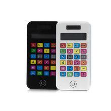 Phone Solar Calculator - Black