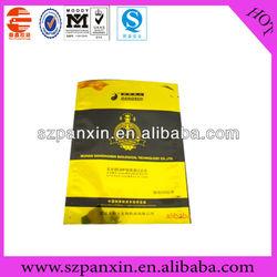 safe and Food grade custom resealable plastic bag