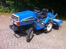 Used iseki landhope ta 127 mini tractor