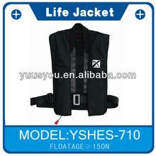 CE approved neck life vest marker buoys