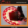 7 Color RGB LED Light Strip Bar Under Car Underbody Glow kit Party Interior